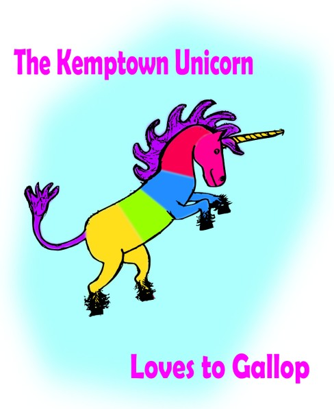kemptown unicorn