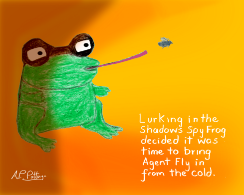 frog cold