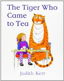 tiger who can to tea